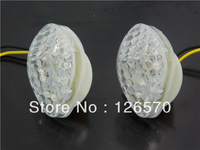 Free Free Shipping Clear LED Flush mount Turn Signal Light For Honda CBR 1000 CBR 900 929 954 2004-2007 CBR 600 F4/F4i 2001-2007