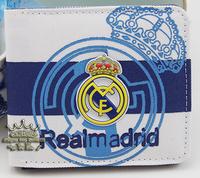 Real Madrid soccer Wallet AC milan Purse Chelsea football Burse Arsenal sport Pouch Liverpool Fans articles pocketbook Money bag