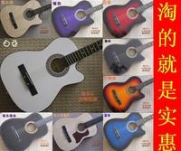 Limited edition big ! 38 folk guitar