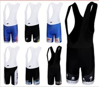 Free Shipping 2013  Team Cycling BIB Shorts Quick Dry Breathable (maillot ) Cycling Clothing  Wholesale Bike Jersey  159