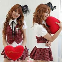 Flower school wear class service school uniform