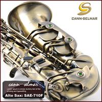 Thelma musical instrument tenor saxophone sae-710 suntanned e selmer