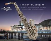 Musical instrument e alto saxophone tube musical instrument lm-5000