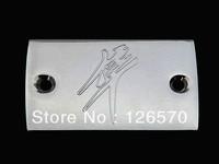 Free Shipping  Chrome Reservoir Fluid Cap For 1999-2012 Suzuki Hayabusa Busa GSXR GSX-R 1300