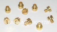 New main jets for mikuni carburetor  carb  vergaser (choose your size) 10 main jets price 9.9USD