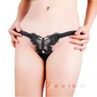 Women Thong G-string Underwear Sexy Lace Panty Briefs Bikini Fashion New M3AO