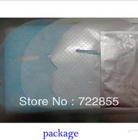 free shipping  Fibroin Whitening Facial Mask Natural Silk Face care