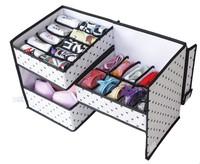 Underwear storage box underwear one-piece combination panties multi-layer storage box