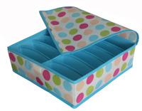 12 underwear tie storage box scarf storage box storage silk scarf storage box
