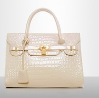 2013 New England Style Fashion OL Tide Wild Temperament Crocodile Pattern Handbag Shoulder Bag BG802