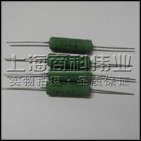 Free postage Wirewound resistor RX21-6W 51R/2.2K brass feet  heat-type power resistor