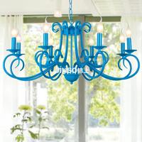 new arrival Blue bohemia fashion iron pendant light lighting 3029-8b  free shipping