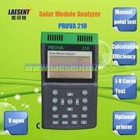 FREE Shipping!! Solar Module Analyzer PROVA210(12A,60V) Solar Meter Solar panels analyzer