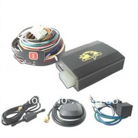 Gps SMS Tracker TK103-2,Tracking by mobile phone,tracker pc,gprs,software platform(Duel Sim Cards)