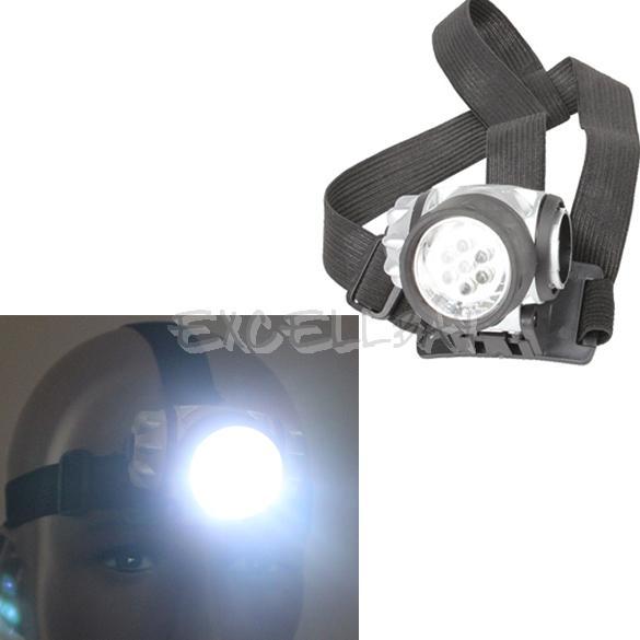 Lâmpada de LED cabeça 7