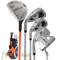 U . s . kids golf ball rod ul51 series set child sets of pole 5