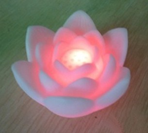 cute funny toy/gift lighting flower factory price 6-8cm height