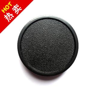 M42 black body cap plastic material camera lens protective cover dust cover