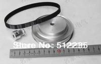 Timing belt pulleys/timing belt,timing pulley, the suite of Synchronous belt 3M(6:1)