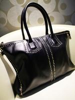 2013 fashion female shoulder bag rivet big bag shoulder bag female bags women's bag handbag