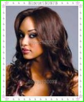 Instock 10-28inch ,popular Wave ,#1 #1b #2 #4 color, 5A grade human hair full lace wig,Virgin Brazilian wig