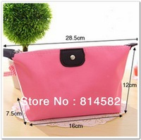 Free shipping cosmetic bags handbags for womem wholesale fashion beauty case 5pcs/lot