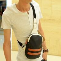 2013 british style casual street fashion shoulder bag the boys sports chest pack messenger bag man bag