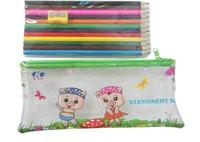 Customized pvc pencil case,LH-067