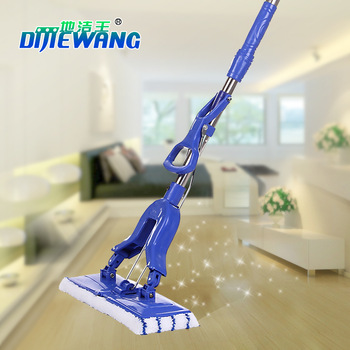 Ultrafine fiber cloth floor flat mop wood floor flat mop