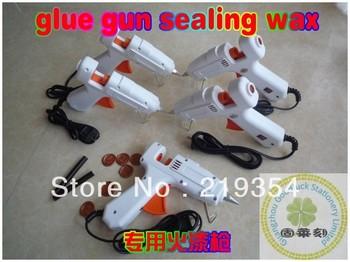 Hand-actuated rechargeable hot melt glue gun/Hand-actuated hobby&craft hot melt glue gun