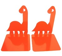 FREE Shipping! Office stationery bookend bookshelf animal cartoon bookend eco-friendly 10 a pair