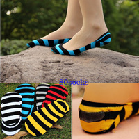 6 1 sweat absorbing antidepilation sock slippers female 100% shallow mouth cotton invisible socks thin Moccasins socks