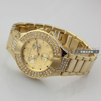 2013 new watches, Watch Ms. Fashionable female table with drill personality generous wrist watch