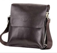 2013 fashion men bags, genuine leather men messenger bag, high quality man brand business bag free shipping !