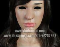 [SF-N14]Halloween full head mask / realistic mask
