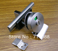 free shipping Stainless steel Home Public Washroom Toilet Cubicle Lock