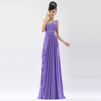 Evening formal dress 2012 design long evening dress formal dress one shoulder evening dress bride dress evening dress