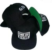 Free hipping Onf of a kind snapback hiphop cap bboy hip-hop hat baseball cap