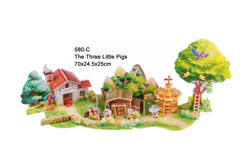 Fairy Tale Preschool Theme