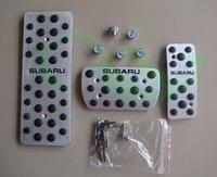 Free shipping for Subaru Tribeca pedal Subaru tribeca pedal refires slip-resistant aluminum alloy pedal
