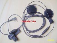 Free shipping Walkie talkie earphones helmet earphones motorcycle special earphones