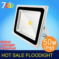 hot led floodlight 50w,outdoor lighting waterproof 5000LM, led flood light,110v 220v 230v 240v ,12v 24v,free shipping