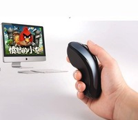Both Hands 1200DPI Optical 3D Mini Waterproof 2.4Ghz Wireless Desktop Laptop Mouse With Stock