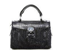 NEW  HOT  Rock fashion hit color bag handbag S Large capacity bag Free Shipping Drop shipping