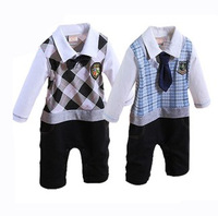 Fashion baby suit for boy spring and autumn wholesale and retail with free shipping