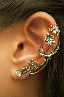 2013 Fashion bijoux jewelry ,antique copper stud earring.J004