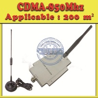 CDMA Cellular Phone Signal Repeater Booster,850Mhz Repeater/Booster/Amplifier/Receivers,Antenna+10m Cable,Free Shipping.
