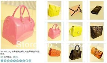 2013 New Arrived Hot sale hangdbag PU Designer Handbag Top Fashion Ladies Handbags Pink Serpentinite bags FL8395