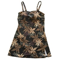 Bb-05 dress flower  one pieces swimwear