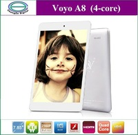 New VOYO A8 7.85 inch IPS III Screen Android 4.1 Tablet PC Allwinner A31S Quad Core 1.2GHz 1GB DDR3 RAM 16GB ROM HDMI Wifi 4.1K